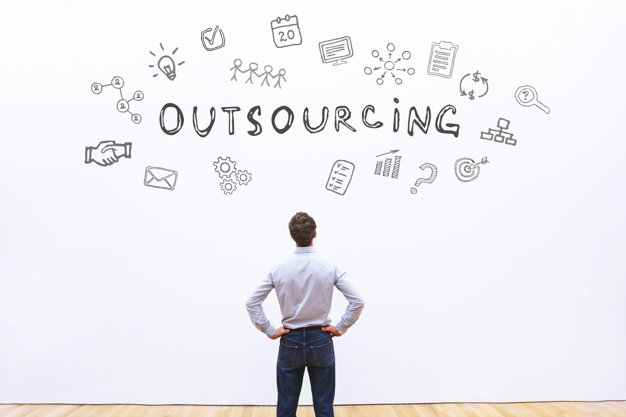 Outsourcing – Clever, einfach und effizient