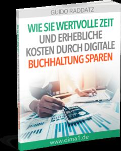 1. Wie Sie wertvolle Zeit und erhebliche Kosten durch digitale Buchhaltung sparen.