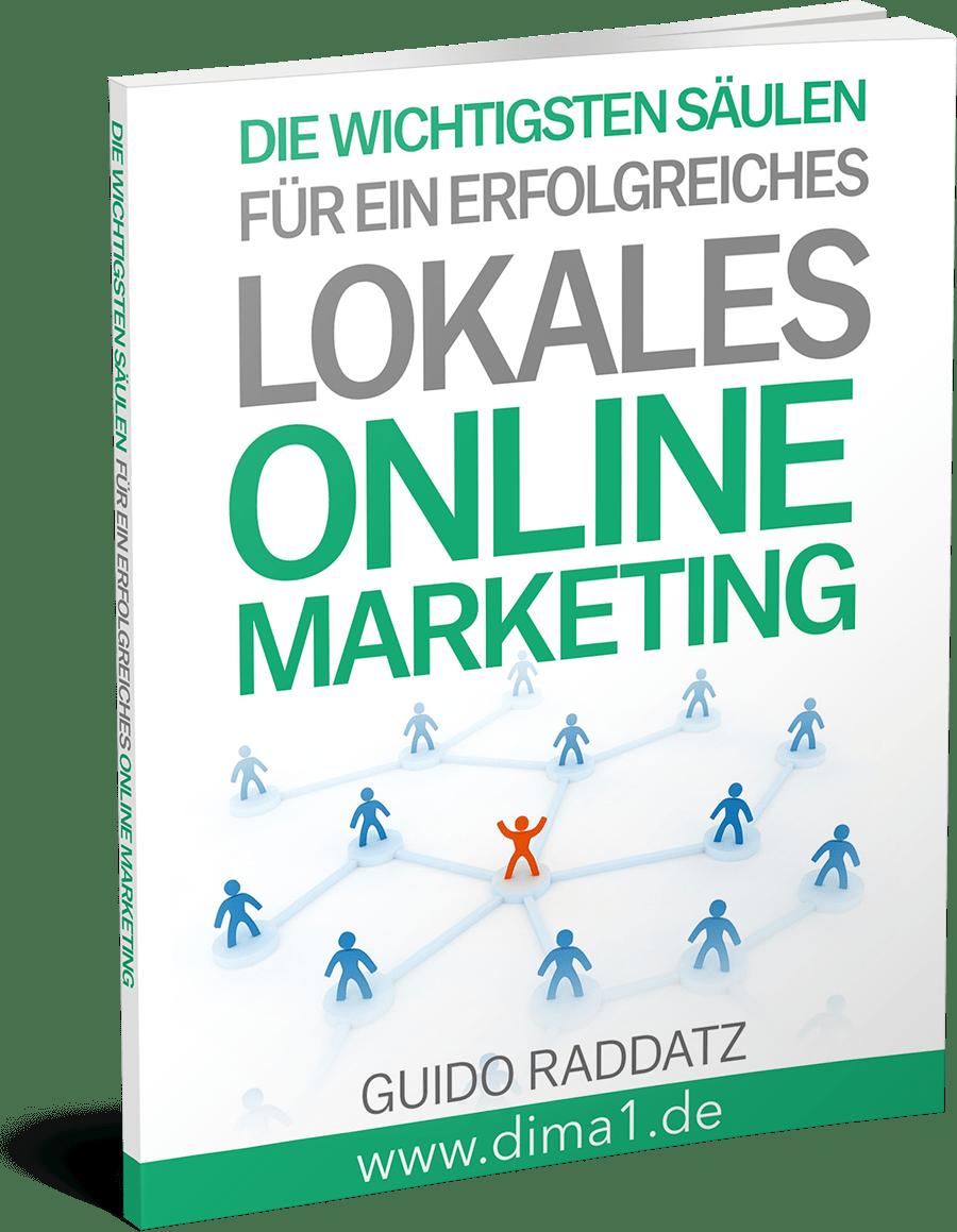 4. Die wichtigsten Säulen für ein erfolgreiches lokales Online-Marketing!
